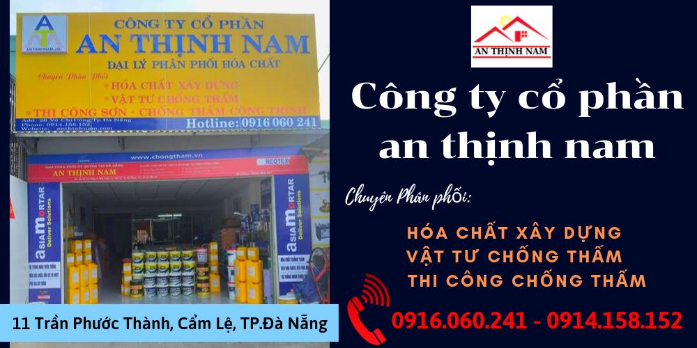 công ty chống thấm tại Đà Nẵng - An Thịnh Nam
