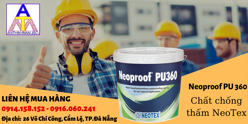Chất chống thấm Neoproof PU 360