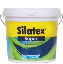 Chất chống thấm Silatex ® Super Pro grey/white 5kg / 12kg